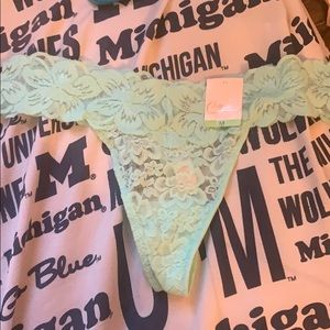 Light blue candies thong BRAND NEW WITH TAGS